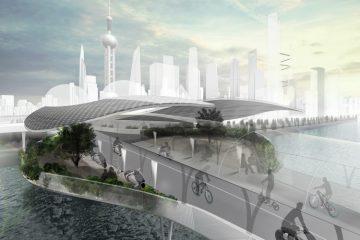 BMW надеется на искусственные велосипедные дороги