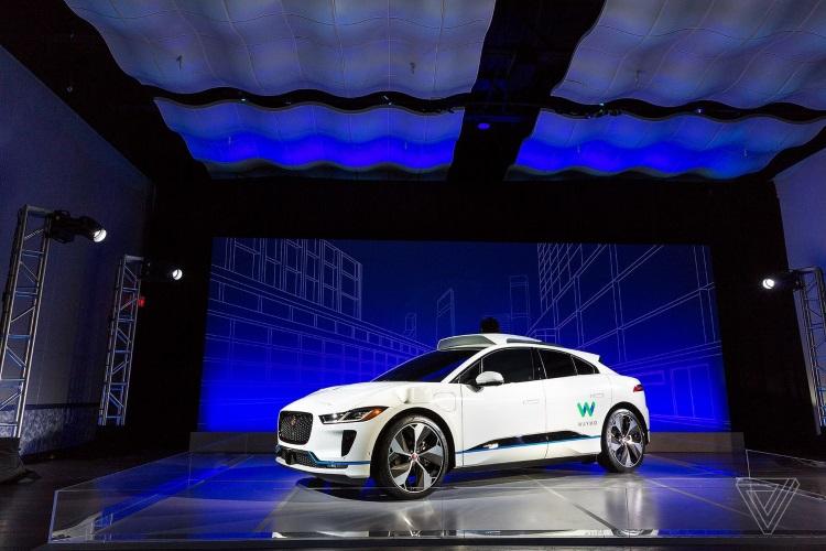 Waymo ищет разрешение на тестирование беспилотных автомобилей