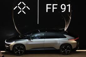 Faraday Future 91