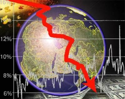 новый кризис назревает через 10 лет после последнего