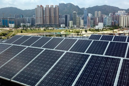 Китай прекратил поддержку крупных электросолнечных проектов