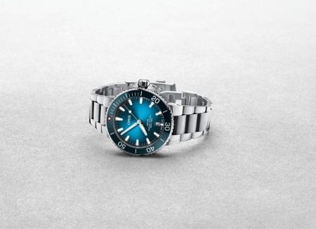 Oris Clean Oceans Limited Edition: часовой бренд занимается очисткой мирового океана