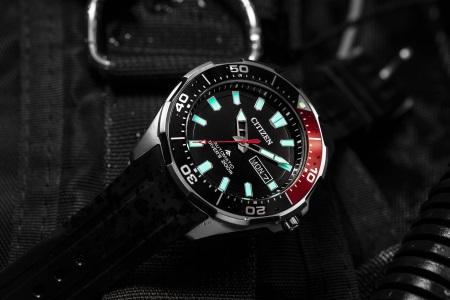 часы Citizen для погружения в воду Promaster Marine Super Titanium