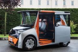 Китай создает пространство для миниатюрных электромобилей
