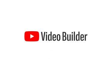 YouTube Video Builder: инструмент от Google