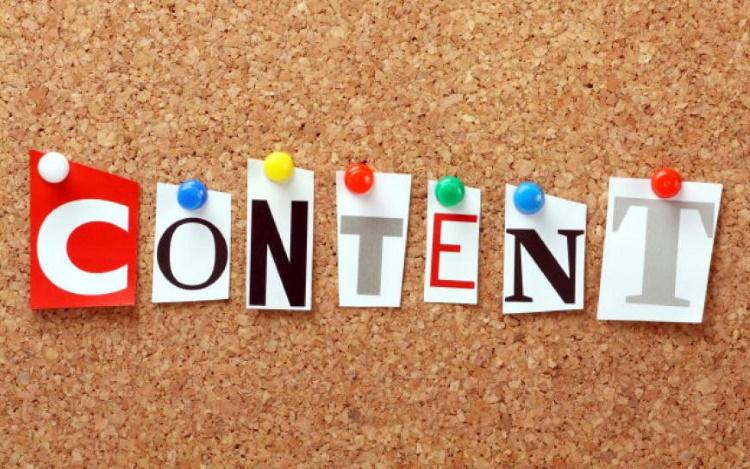 увеличить посещаемость сайта: создать новый контент