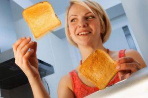 откуда появился тостер