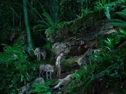 дети дикой природы
