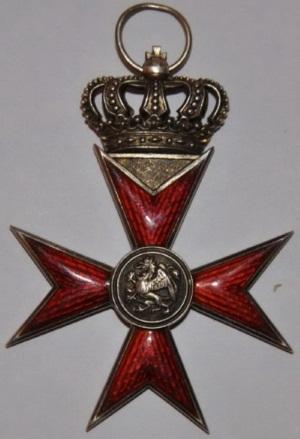 Мальтийский крест в России