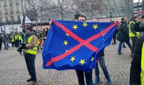 Европа в конце 2018 года: картина нищеты
