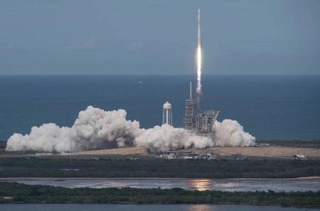 для будущих космических запусков