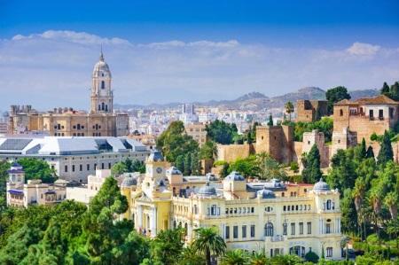 достопримечательность Андалусии: Малага