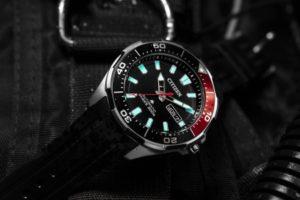 часы Citizen для погружения в воду