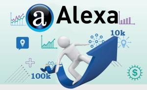 SEO инструменты Alexa Rank
